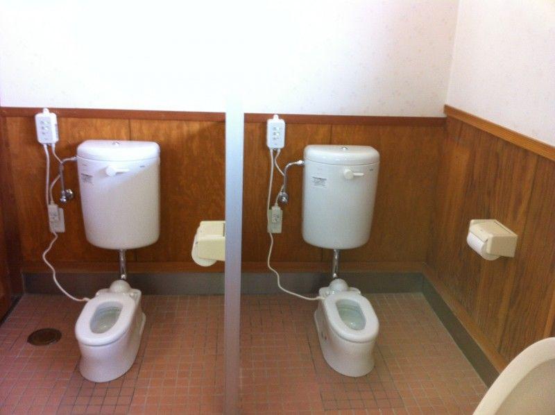 トイレ一新!!
